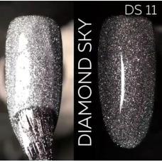 Гель лак Светоотражающий / Kodi Diamond Sky № 11 DS, 7 мл