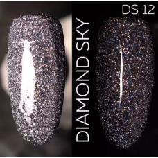 Гель лак Светоотражающий / Kodi Diamond Sky № 12 DS, 7 мл