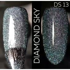 Гель лак Светоотражающий / Kodi Diamond Sky № 13 DS, 7 мл