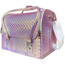 Сумка-чемодан для мастера маникюра и педикюра (визажиста или косметолога)