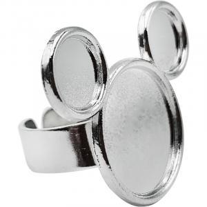 Металлическая палитра-кольцо