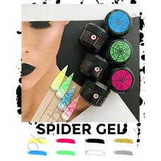 Гель-паутинка Saga Professional Spider Gel - 70 грн.