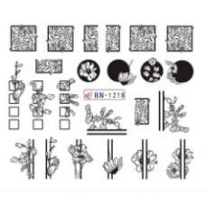 Слайдер-дизайн BN-1218