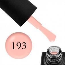 Гель-лак GO № 193 (персиковый), 5.8 мл