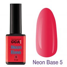 Неоновая база Neon Base GGA №5, 15 мл